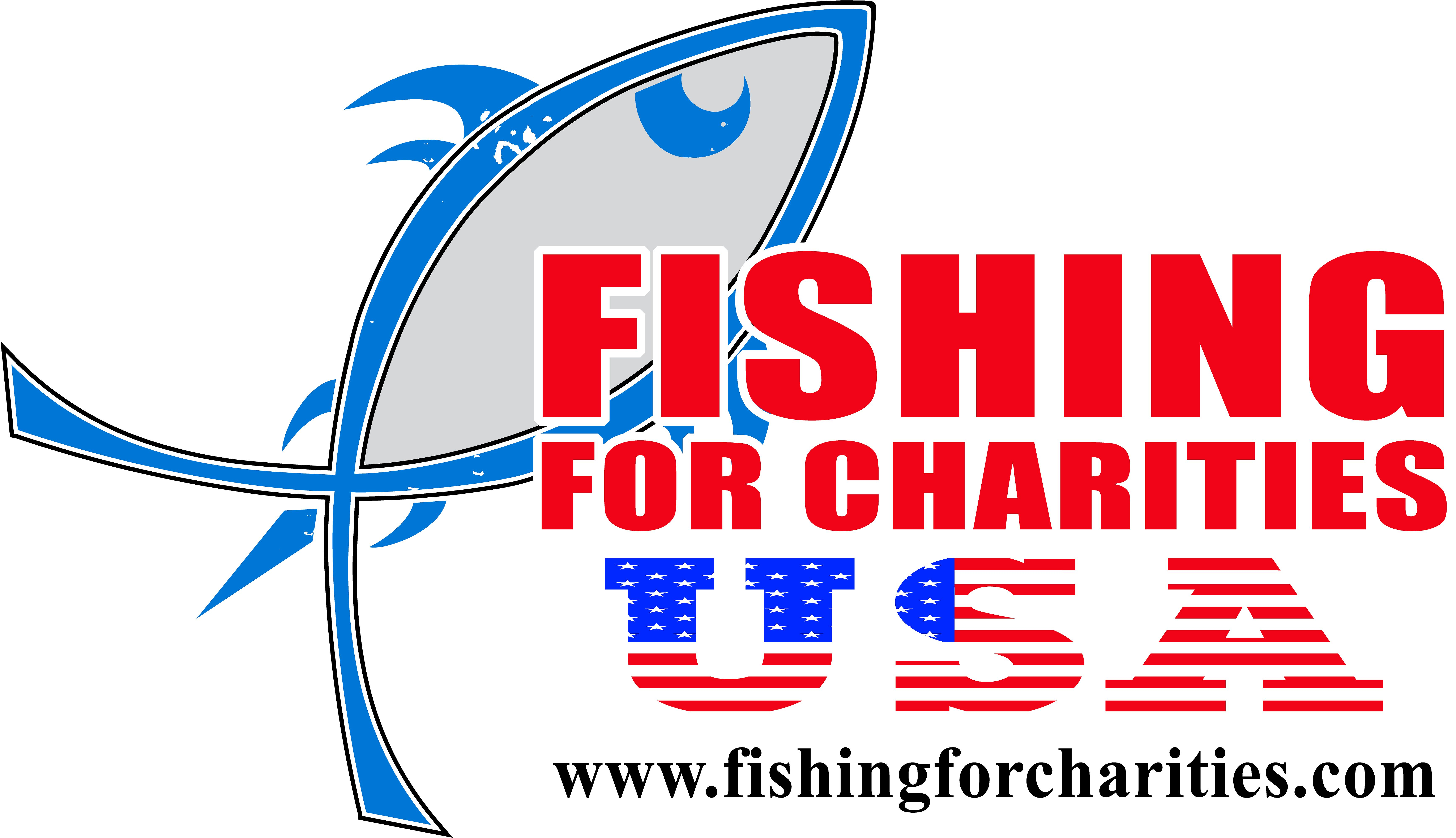 fishing for charities